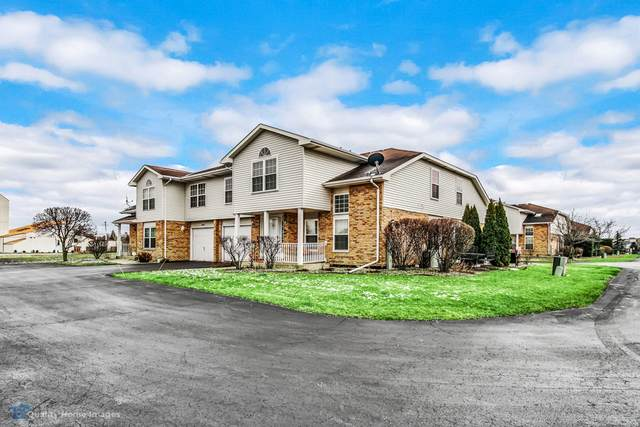 17861 Park View Unit #9 Drive, Country Club Hills, IL 60478 (MLS #10673126) :: The Wexler Group at Keller Williams Preferred Realty