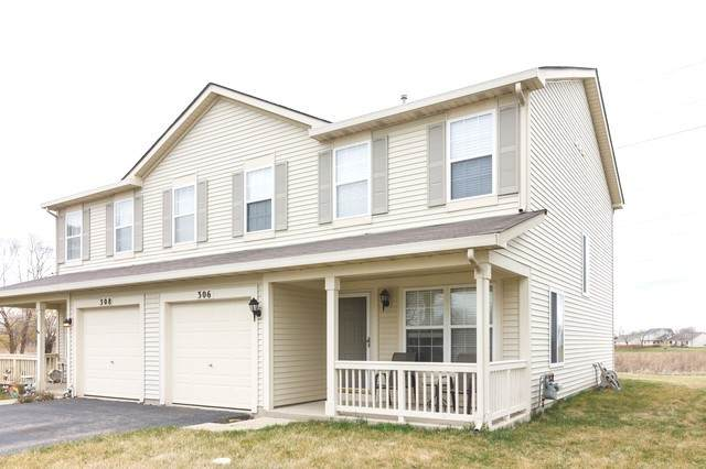 306 Richmond Drive, Romeoville, IL 60446 (MLS #10674038) :: The Wexler Group at Keller Williams Preferred Realty