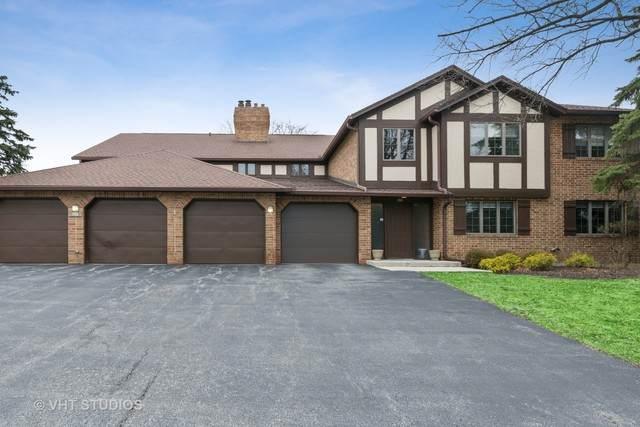 7712 W Oak Ridge Court 1B, Palos Heights, IL 60463 (MLS #10675069) :: The Wexler Group at Keller Williams Preferred Realty