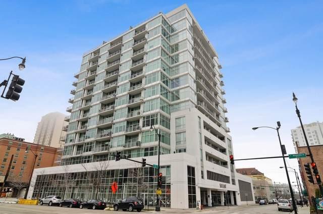 50 E 16th Street #301, Chicago, IL 60616 (MLS #10675375) :: The Mattz Mega Group