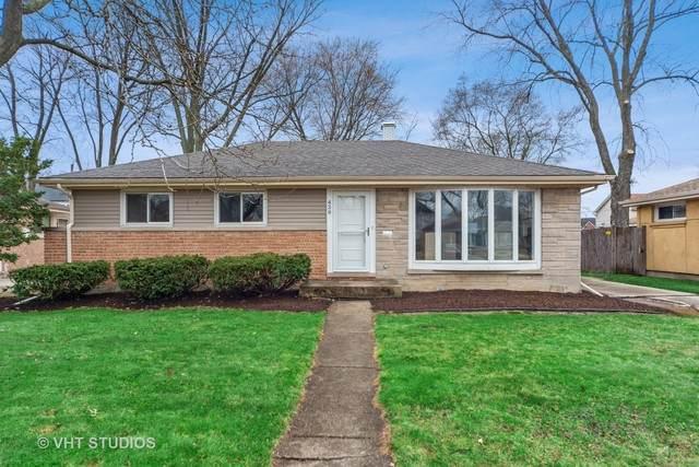 438 N Ridgeland Avenue, Elmhurst, IL 60126 (MLS #10675418) :: Helen Oliveri Real Estate
