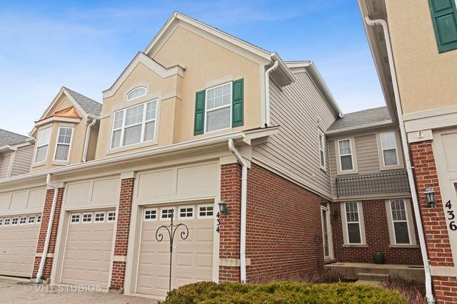 434 Pine Lake Circle, Vernon Hills, IL 60061 (MLS #10675665) :: Ryan Dallas Real Estate