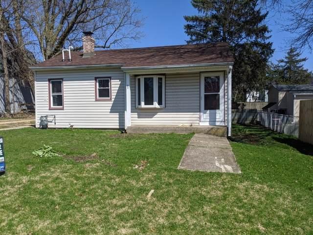 205 Botanic Avenue, Mount Morris, IL 61054 (MLS #10676366) :: Property Consultants Realty