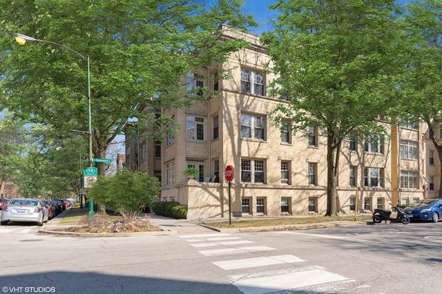 1355 W Granville Avenue #103, Chicago, IL 60660 (MLS #10676420) :: Property Consultants Realty