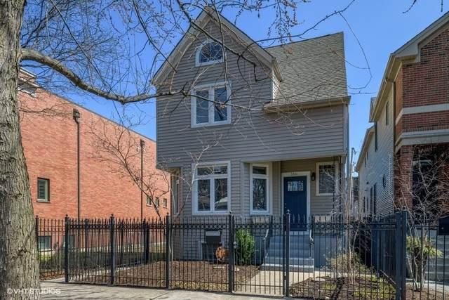 3331 N Bell Avenue, Chicago, IL 60618 (MLS #10676460) :: Angela Walker Homes Real Estate Group