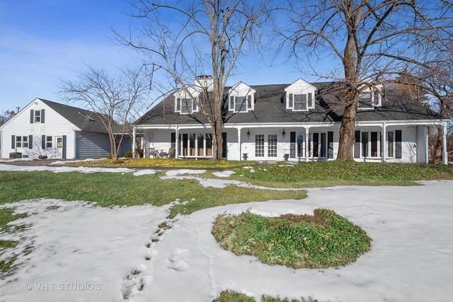 81 Brinker Road, Barrington Hills, IL 60010 (MLS #10676625) :: Ani Real Estate