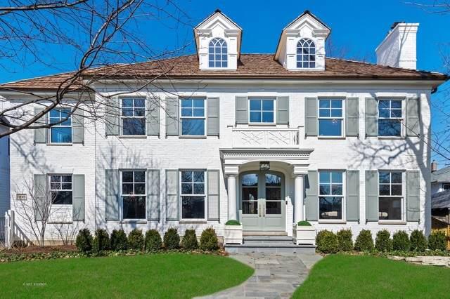 935 Spruce Street, Winnetka, IL 60093 (MLS #10677333) :: Property Consultants Realty