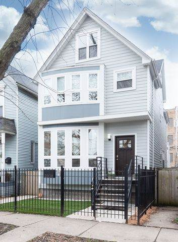 2208 N Maplewood Avenue, Chicago, IL 60647 (MLS #10677358) :: Ryan Dallas Real Estate