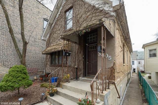 3405 S Lituanica Avenue, Chicago, IL 60608 (MLS #10677464) :: Century 21 Affiliated