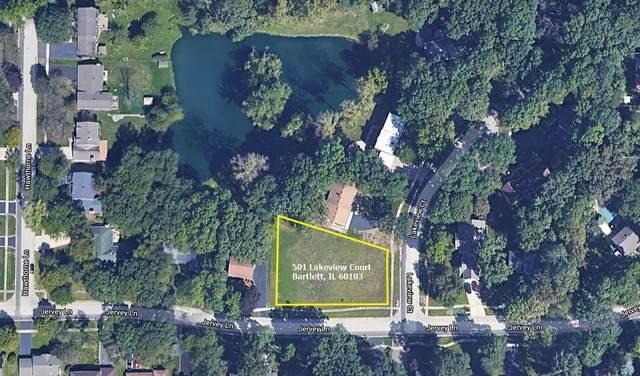 501 Lakeview Court, Bartlett, IL 60103 (MLS #10677679) :: Helen Oliveri Real Estate