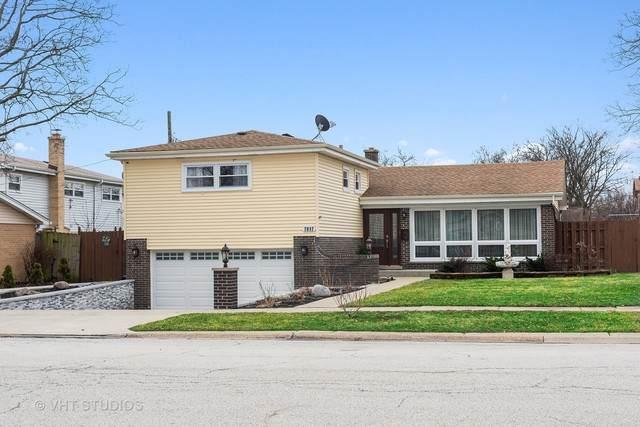 7817 Lyons Street, Morton Grove, IL 60053 (MLS #10677813) :: Helen Oliveri Real Estate