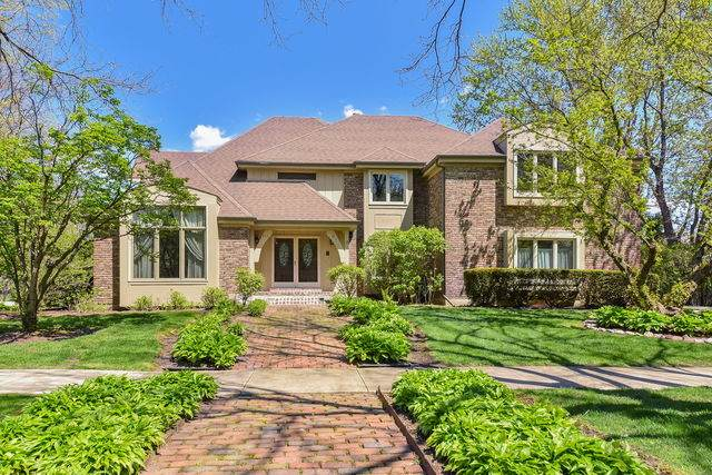 411 Hampton Drive, Wheaton, IL 60189 (MLS #10678231) :: Littlefield Group