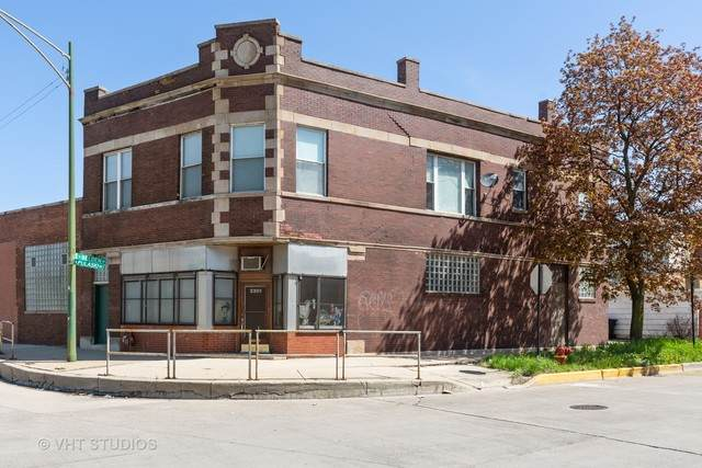 2301 Pulaski Road, Chicago, IL 60639 (MLS #10678374) :: Ryan Dallas Real Estate