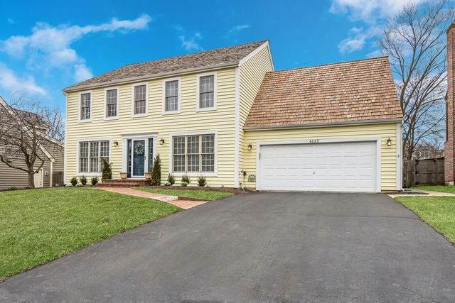 4829 Kings Way W, Gurnee, IL 60031 (MLS #10678499) :: Angela Walker Homes Real Estate Group