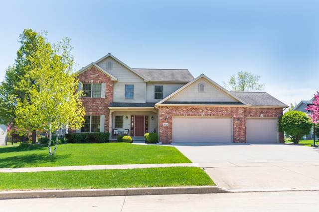 3615 Rave Road, Bloomington, IL 61704 (MLS #10678872) :: BN Homes Group