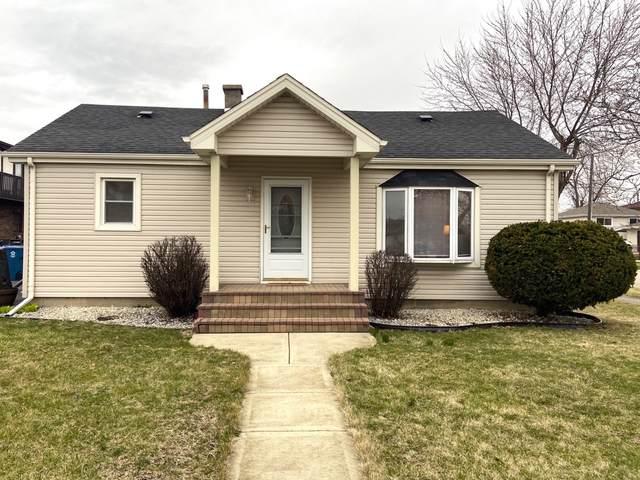 8500 S 77th Court, Bridgeview, IL 60455 (MLS #10678936) :: Helen Oliveri Real Estate