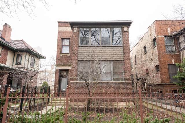 4723 N Magnolia Avenue, Chicago, IL 60640 (MLS #10679015) :: John Lyons Real Estate