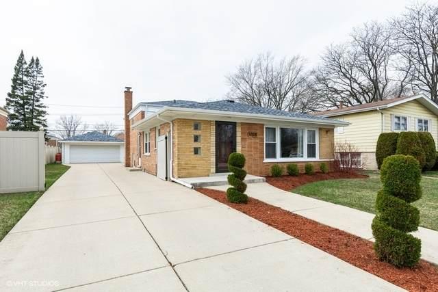 10108 S 53rd Avenue, Oak Lawn, IL 60453 (MLS #10679027) :: Angela Walker Homes Real Estate Group