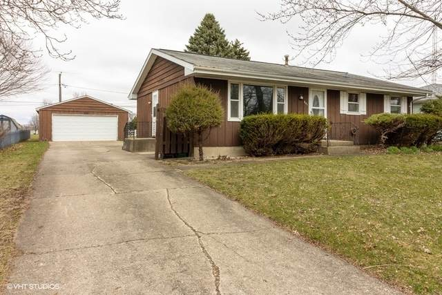 601 W Blaine Street, Harvard, IL 60033 (MLS #10679244) :: Helen Oliveri Real Estate