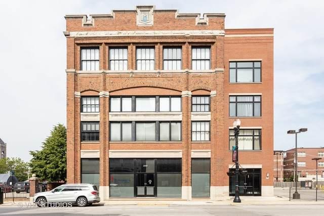 2332 S Michigan Avenue #206, Chicago, IL 60616 (MLS #10679529) :: The Mattz Mega Group
