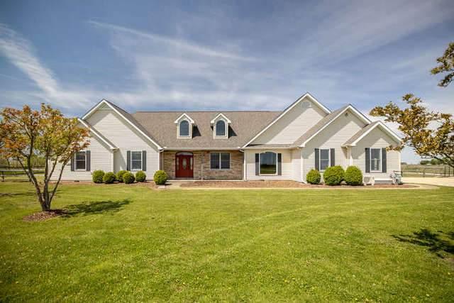 689 County Road 600E, SADORUS, IL 61872 (MLS #10679548) :: Jacqui Miller Homes