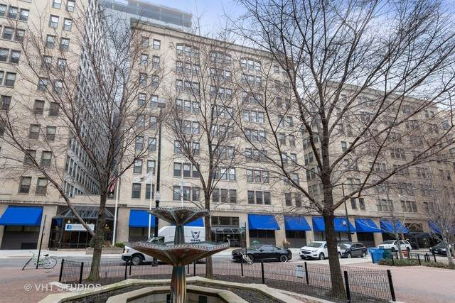 680 S Federal Street #401, Chicago, IL 60605 (MLS #10679732) :: John Lyons Real Estate