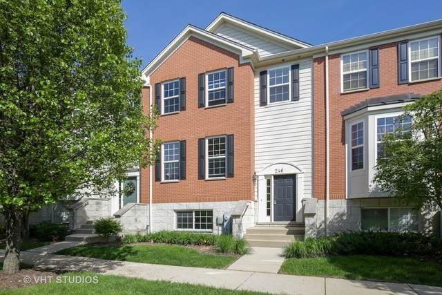 246 Comstock Drive, Elgin, IL 60124 (MLS #10680006) :: Property Consultants Realty