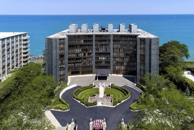 1420 Sheridan Road 8C, Wilmette, IL 60091 (MLS #10680035) :: Helen Oliveri Real Estate