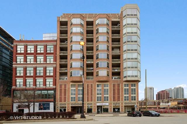 720 W Randolph Street #605, Chicago, IL 60661 (MLS #10680233) :: Property Consultants Realty