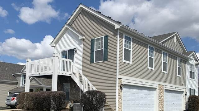 93 Johnson Court #93, North Aurora, IL 60542 (MLS #10680524) :: The Wexler Group at Keller Williams Preferred Realty