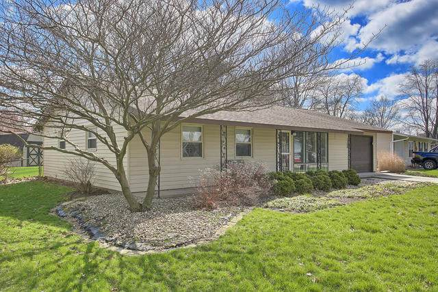 1106 Hollycrest Drive, Champaign, IL 61821 (MLS #10680565) :: O'Neil Property Group