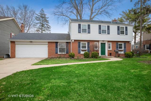 431 S Pine Avenue, Arlington Heights, IL 60005 (MLS #10681063) :: Helen Oliveri Real Estate