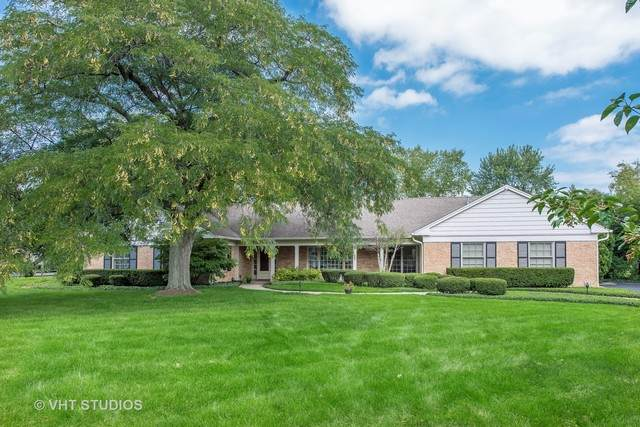 2245 Drury Lane, Northfield, IL 60093 (MLS #10681335) :: Helen Oliveri Real Estate