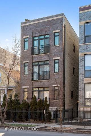 2846 N Damen Avenue #3, Chicago, IL 60618 (MLS #10681348) :: BN Homes Group