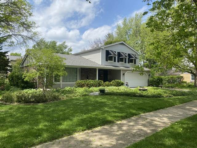 1553 Chickasaw Drive, Naperville, IL 60563 (MLS #10681432) :: Property Consultants Realty