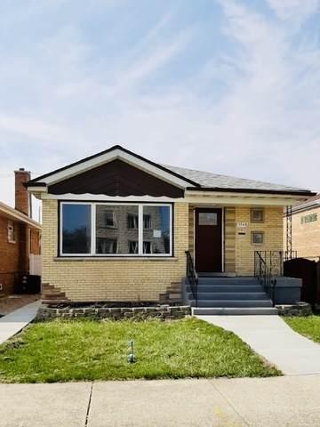 5548 S Neva Avenue, Chicago, IL 60638 (MLS #10681643) :: BN Homes Group