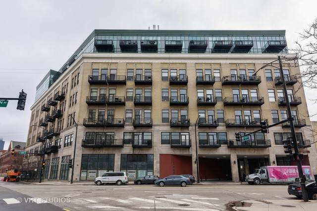 1645 W Ogden Avenue #422, Chicago, IL 60612 (MLS #10681761) :: BN Homes Group