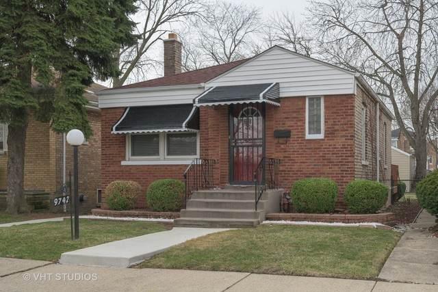 9742 S Prairie Avenue, Chicago, IL 60628 (MLS #10681937) :: The Mattz Mega Group