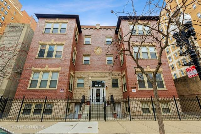 934 W Wilson Avenue 1D, Chicago, IL 60640 (MLS #10682340) :: John Lyons Real Estate