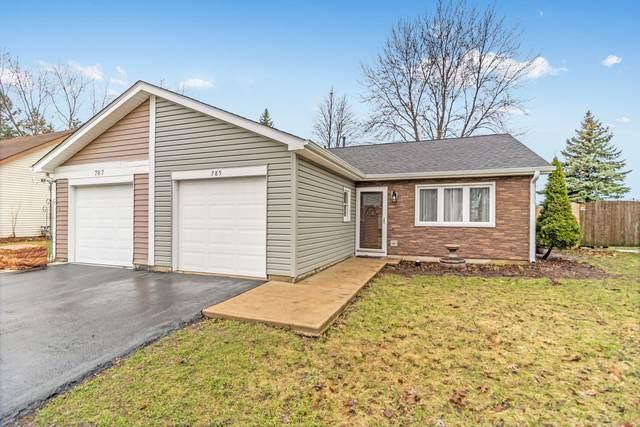 785 Clearwood Court, Aurora, IL 60504 (MLS #10682564) :: Ryan Dallas Real Estate