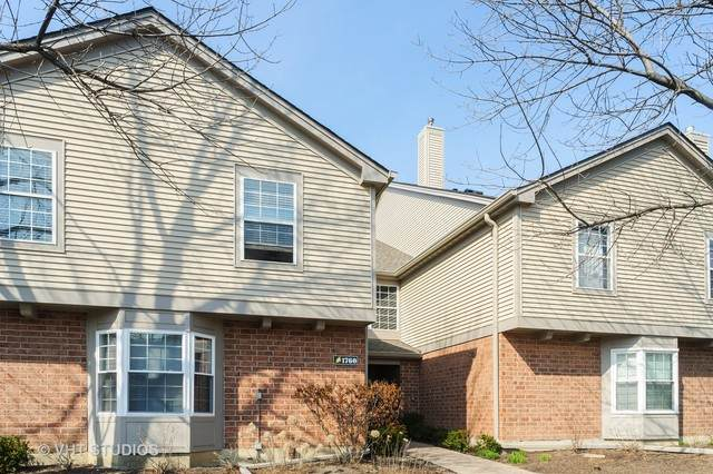 1760 Eastwood Court #7, Schaumburg, IL 60195 (MLS #10682758) :: The Wexler Group at Keller Williams Preferred Realty