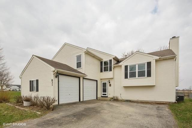 831 Casey Lane, Harvard, IL 60033 (MLS #10683063) :: Helen Oliveri Real Estate