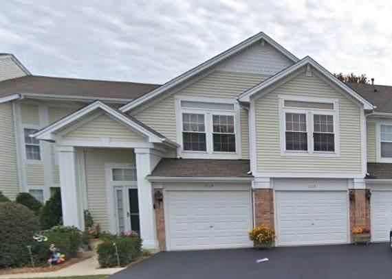 1117 Hawthorne Lane #1117, Elk Grove Village, IL 60007 (MLS #10683099) :: Berkshire Hathaway HomeServices Snyder Real Estate