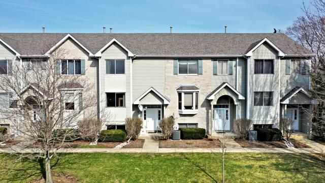 407 E Willow Street #407, Elburn, IL 60119 (MLS #10683330) :: Touchstone Group