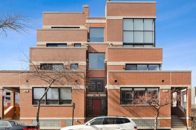 958 N Wood Street A, Chicago, IL 60622 (MLS #10683332) :: Property Consultants Realty