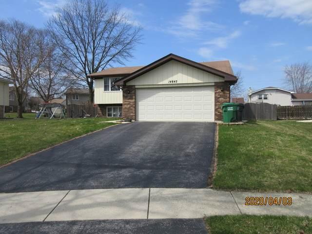 14642 S Cricketwood Court, Homer Glen, IL 60491 (MLS #10683431) :: Baz Network   Keller Williams Elite