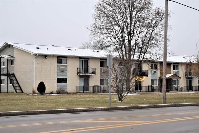 9205 Potter Road 2F, Des Plaines, IL 60016 (MLS #10683751) :: John Lyons Real Estate