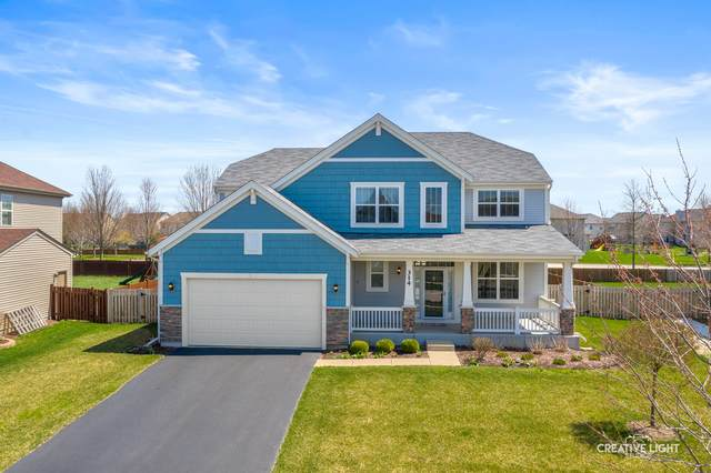 314 Winthrop Drive, Oswego, IL 60543 (MLS #10683836) :: O'Neil Property Group