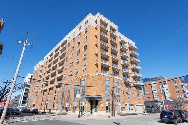 950 W Monroe Street #612, Chicago, IL 60607 (MLS #10684572) :: Helen Oliveri Real Estate