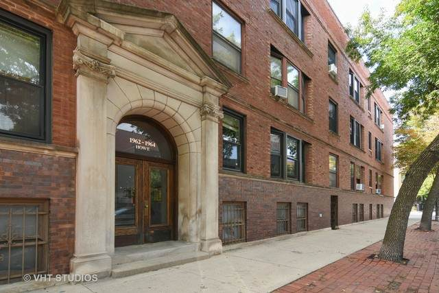 1964 N Howe Street #1, Chicago, IL 60614 (MLS #10684686) :: The Wexler Group at Keller Williams Preferred Realty